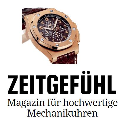 ZEITGEFÜHL Logo